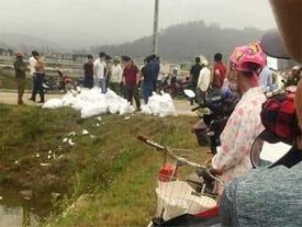 Nghệ An thu giữ gần 1 tấn nghi ma túy vứt bên vệ đường