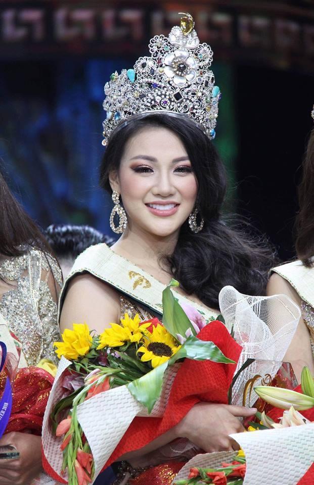 Thay mặt như thay áo, Hoa hậu Trái đất 2018 Phương Khánh bị nghi nghiện phẫu thuật thẩm mỹ khó dừng-1