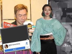 Diva Hong Kong suy sụp, tự giam mình sau khi chồng ngoại tình