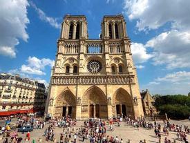 5 sự thật về Nhà thờ Đức Bà Paris dành cho du khách