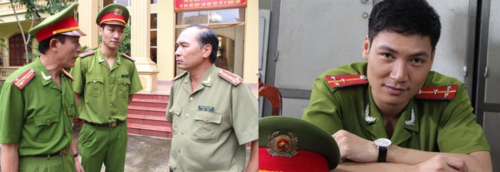 Dàn nam thần cảnh sát gây sát thương ánh nhìn màn ảnh Việt-3