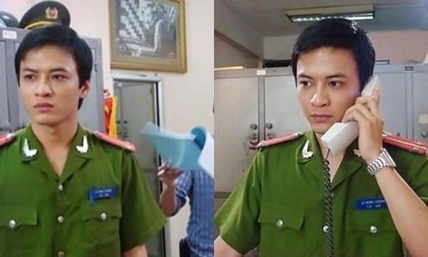 Dàn nam thần cảnh sát gây sát thương ánh nhìn màn ảnh Việt-5