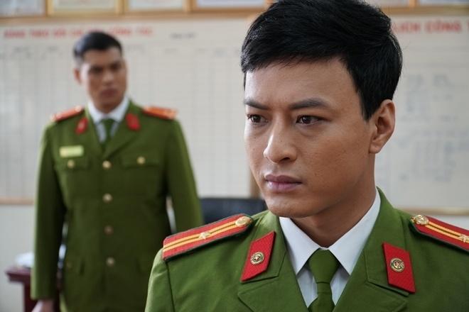 Dàn nam thần cảnh sát gây sát thương ánh nhìn màn ảnh Việt-6