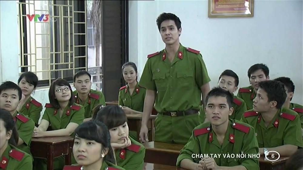 Dàn nam thần cảnh sát gây sát thương ánh nhìn màn ảnh Việt-7