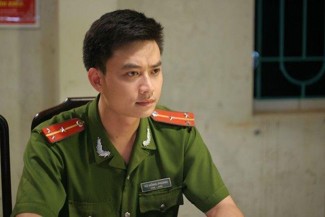 Dàn nam thần cảnh sát gây sát thương ánh nhìn màn ảnh Việt-10