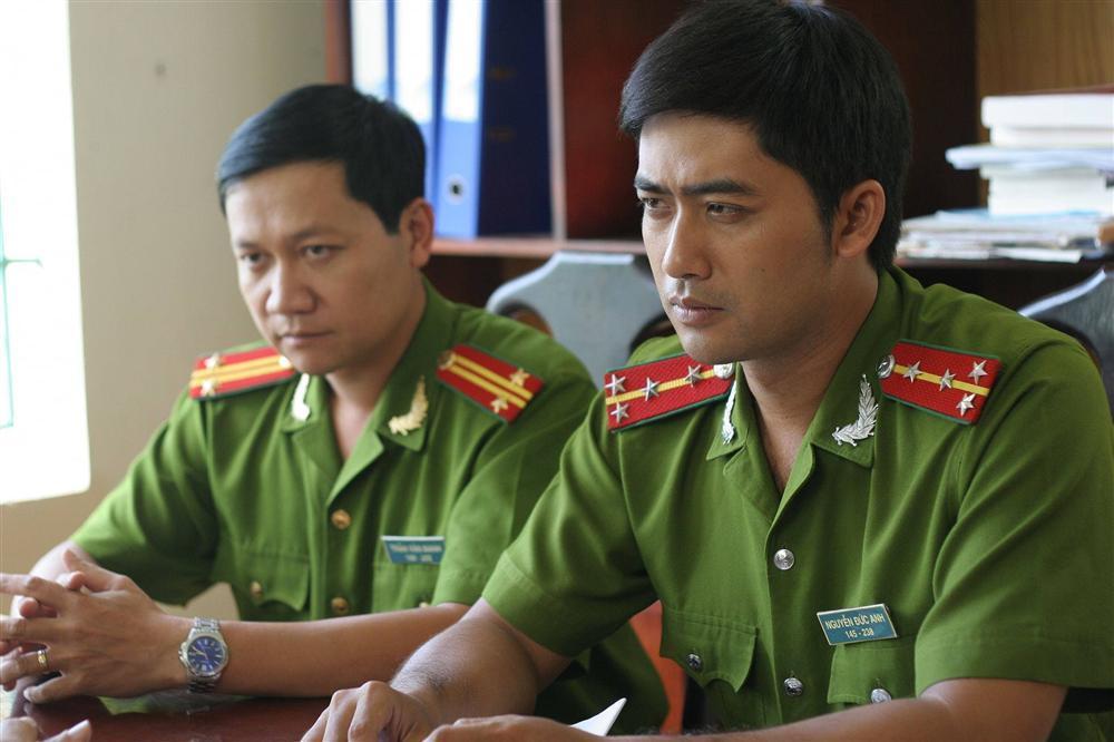 Dàn nam thần cảnh sát gây sát thương ánh nhìn màn ảnh Việt-11