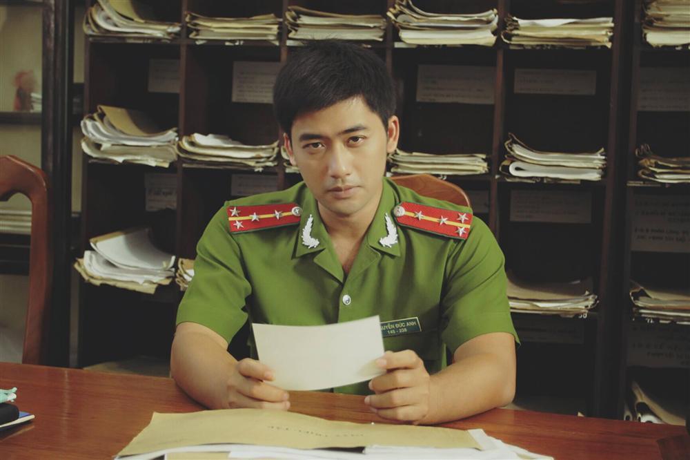 Dàn nam thần cảnh sát gây sát thương ánh nhìn màn ảnh Việt-12