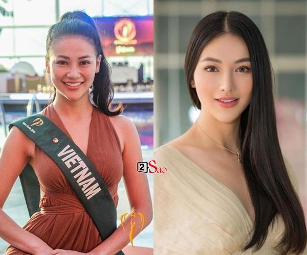 Thay mặt như thay áo, Hoa hậu Trái đất 2018 Phương Khánh bị nghi nghiện phẫu thuật thẩm mỹ khó dừng-5