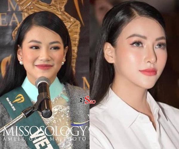 Thay mặt như thay áo, Hoa hậu Trái đất 2018 Phương Khánh bị nghi nghiện phẫu thuật thẩm mỹ khó dừng-3