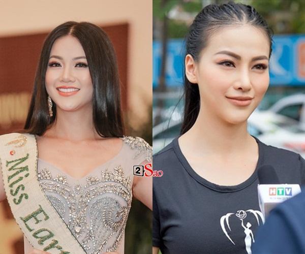 Thay mặt như thay áo, Hoa hậu Trái đất 2018 Phương Khánh bị nghi nghiện phẫu thuật thẩm mỹ khó dừng-4