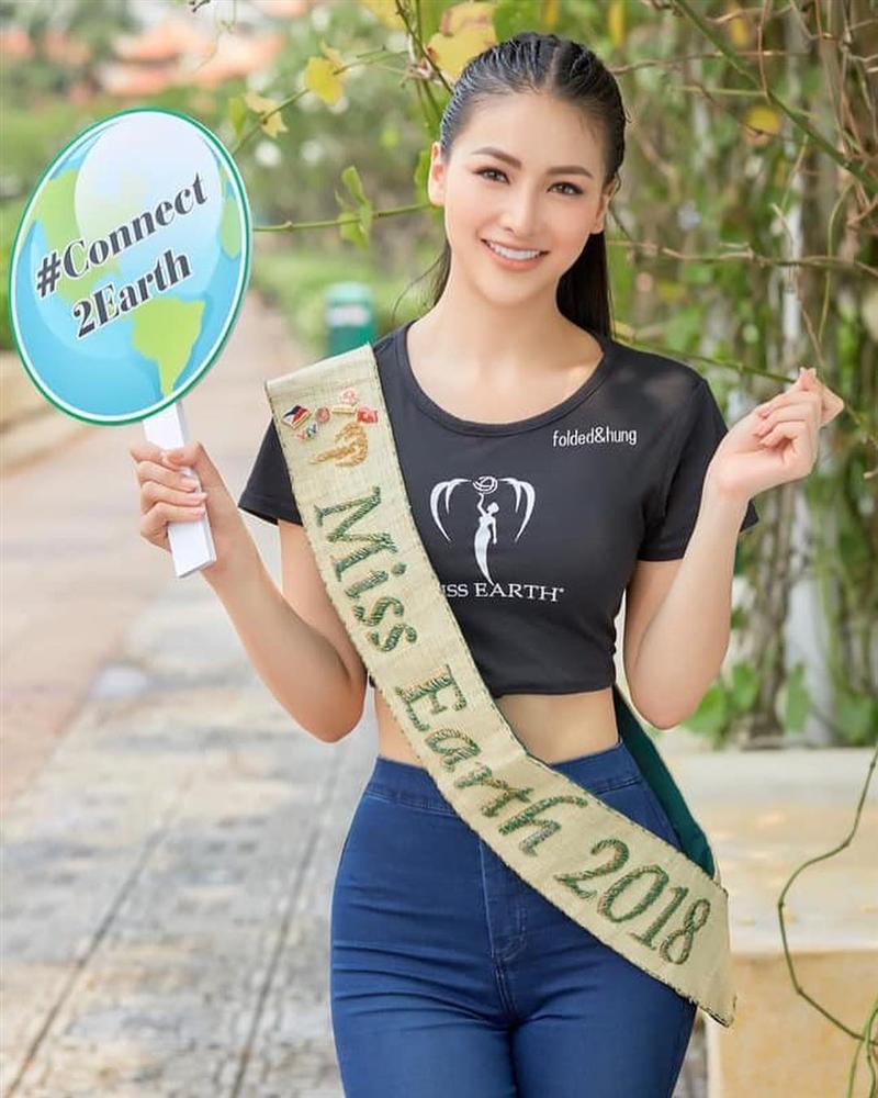 Thay mặt như thay áo, Hoa hậu Trái đất 2018 Phương Khánh bị nghi nghiện phẫu thuật thẩm mỹ khó dừng-8