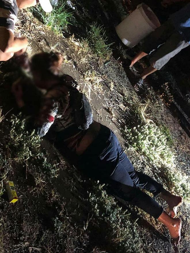 Kinh hoàng: Đôi nam nữ nghi tự thiêu, cháy như ngọn đuốc sống trong đêm ở Sài Gòn-2