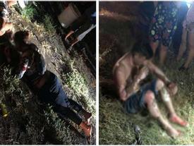 Kinh hoàng: Đôi nam nữ nghi tự thiêu, cháy như ngọn đuốc sống trong đêm ở Sài Gòn