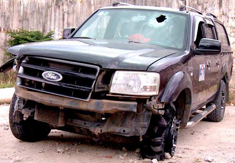 Clip: Khoảnh khắc tài xế bị tâm thần bỏ chạy sau khi dùng rìu chém người, tông chết CSGT-4