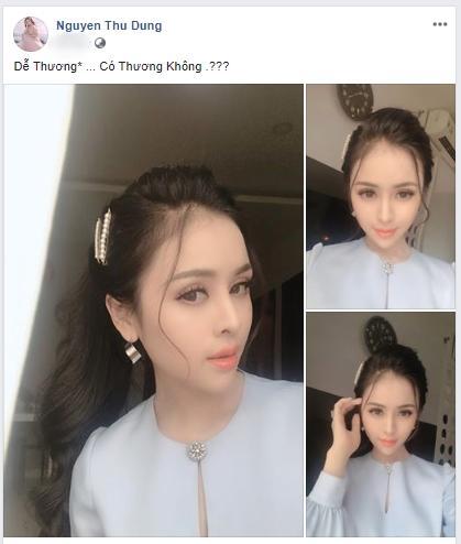 Sau lùm xùm bán dâm, Thư Dung nhiệt tình tung ảnh sexy kèm loạt status thả thính mượn từ âm nhạc và thơ ca-7