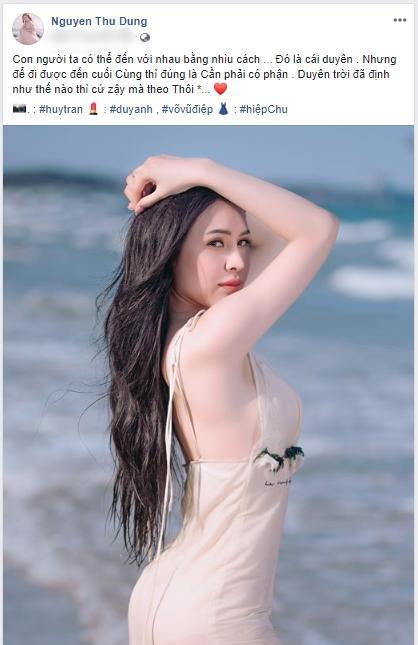 Sau lùm xùm bán dâm, Thư Dung nhiệt tình tung ảnh sexy kèm loạt status thả thính mượn từ âm nhạc và thơ ca-9