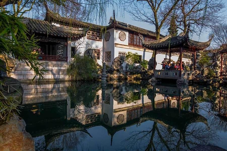 Lạc vào tiên cảnh tại những địa điểm đẹp nhất Giang Nam-4