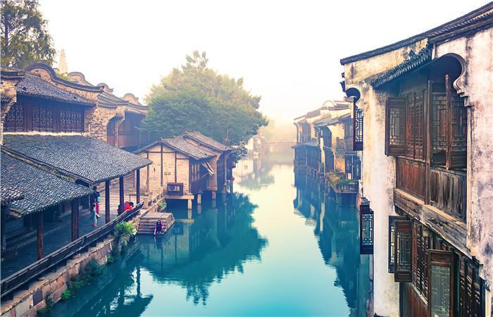 Lạc vào tiên cảnh tại những địa điểm đẹp nhất Giang Nam-5