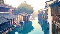 Lạc vào tiên cảnh tại những địa điểm đẹp nhất Giang Nam
