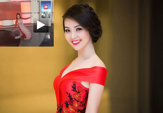 Đỗ Mỹ Linh, Tú Anh, Thụy Vân muốn độn thổ vì sự cố trên sóng trực tiếp-4
