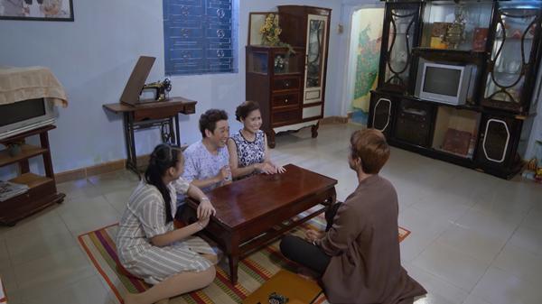 Bình An xin Lan Ngọc đừng bỏ rơi mình trong tập 50 Mối Tình Đầu Của Tôi-7