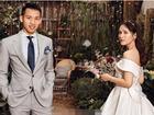 Cầu thủ Đỗ Hùng Dũng tung ảnh cưới lãng mạn, thông báo ngày kết hôn