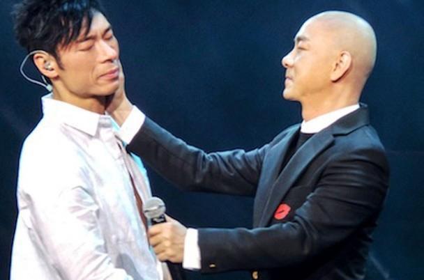 Trương Vệ Kiện gây tranh cãi khi động viên tài tử lộ clip ngoại tình-1