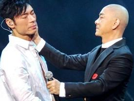 Trương Vệ Kiện gây tranh cãi khi động viên tài tử lộ clip ngoại tình