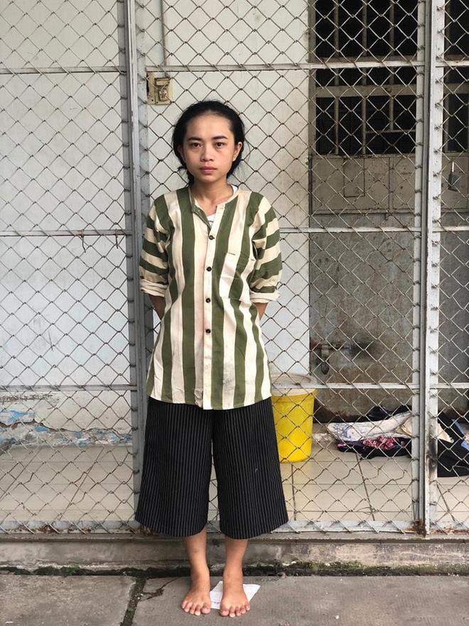 Nữ sinh viên 9X ngành dược bị bắt quả tang khi đang đi bán ma tuý cho con nghiện-1
