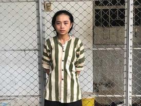 Nữ sinh viên 9X ngành dược bị bắt quả tang khi đang đi bán ma tuý cho con nghiện