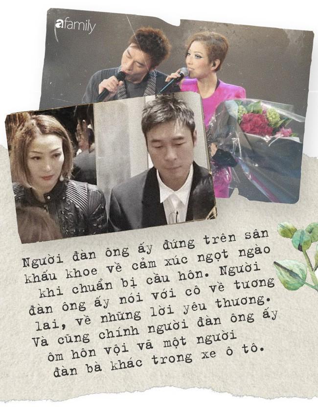 Hứa Chí An 7 lần quỳ cầu hôn Trịnh Tú Văn vẫn ngoại tình: Gần 30 năm yêu cũng chẳng bằng 16 phút ái ân cùng Á hậu?-8