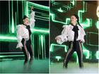 Hồ Ngọc Hà gây sốc khi biểu diễn với quần đan dây hở cả xương chậu trên sân khấu