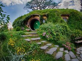 Ghé thăm vùng đất thần tiên của người Hobbit ngoài đời thật