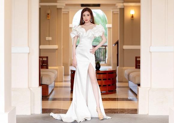 Cứ diện váy áo tông trắng từ Đặng Thu Thảo, Hương Giang đến Đông Nhi đều chinh phục khán giả-5