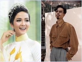 Rapper Đen Vâu đòi đi thi Hoa hậu Hoàn vũ Việt Nam 2019 và phản ứng cực hài của đương kim H'Hen Niê