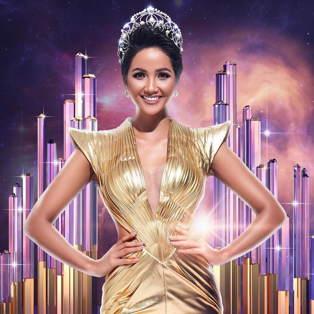 Rapper Đen Vâu đòi đi thi Hoa hậu Hoàn vũ Việt Nam 2019 và phản ứng cực hài của đương kim HHen Niê-1