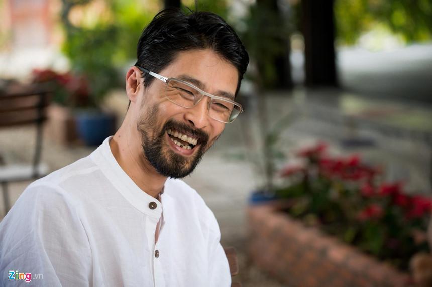 Johnny Trí Nguyễn nói về vẻ ngoài già nua: Không thay đổi mới là sốc-1