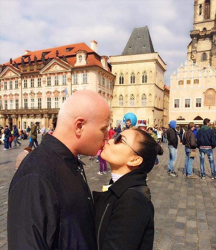 Thu Minh khoe hạnh phúc đời thường bên chồng con, Hari Won lại chỉ trầm trồ: Nhà chị đẹp quá-3