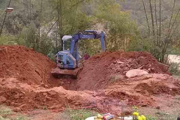Yên Bái: Phát hiện thi thể phụ nữ bị lấp dưới giếng bỏ hoang-1