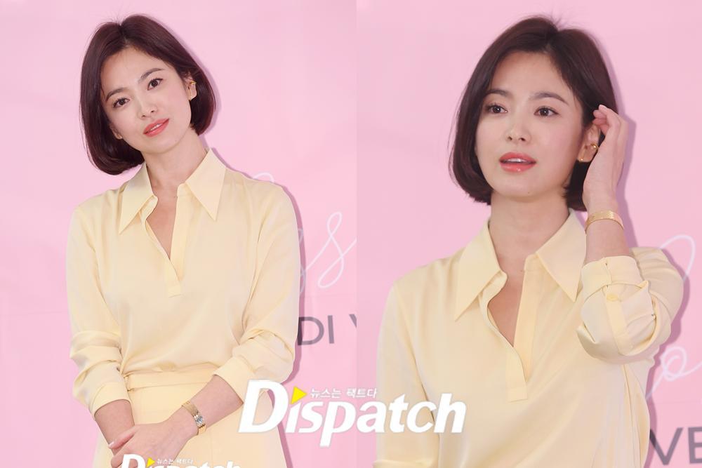 Cận cảnh gương mặt đẹp không tì vết của mỹ nhân U40 Song Hye Kyo-2