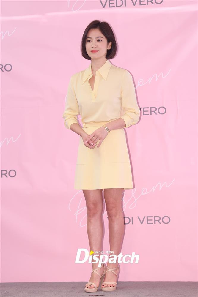 Cận cảnh gương mặt đẹp không tì vết của mỹ nhân U40 Song Hye Kyo-8