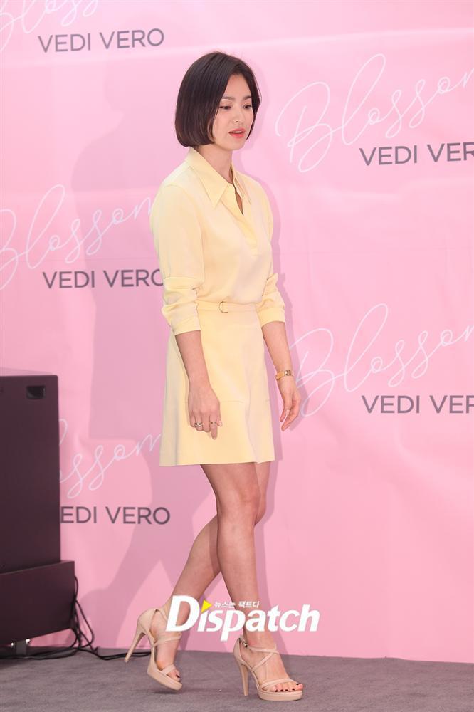 Cận cảnh gương mặt đẹp không tì vết của mỹ nhân U40 Song Hye Kyo-9