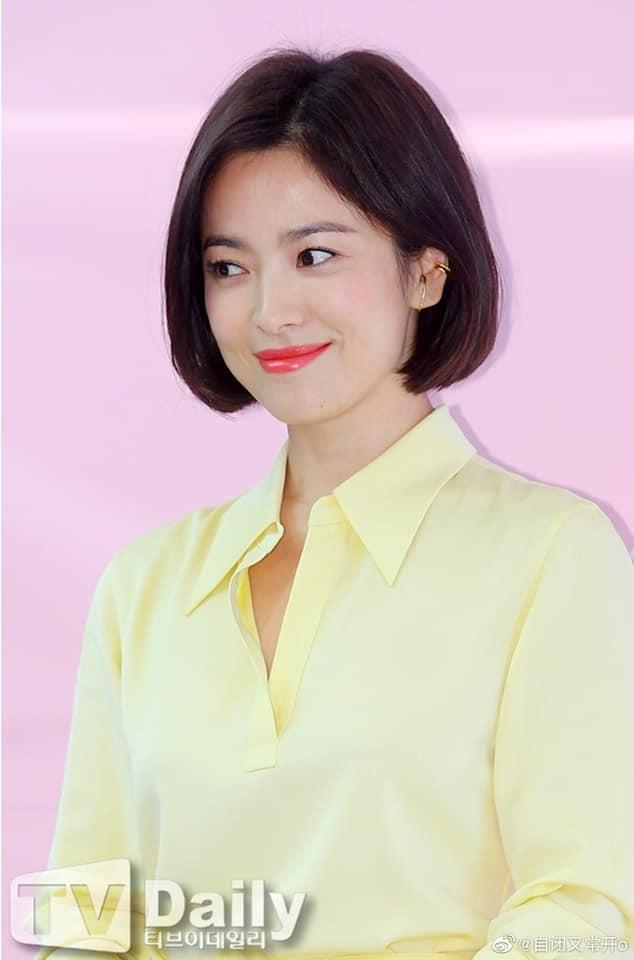 Cận cảnh gương mặt đẹp không tì vết của mỹ nhân U40 Song Hye Kyo-10