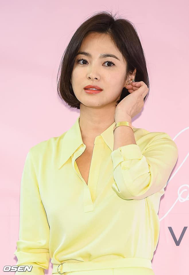 Cận cảnh gương mặt đẹp không tì vết của mỹ nhân U40 Song Hye Kyo-11
