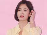 Cận cảnh gương mặt đẹp không tì vết của mỹ nhân U40 Song Hye Kyo