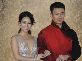 Á hậu Hong Kong trả giá đắt sau clip ôm hôn chồng diva Trịnh Tú Văn