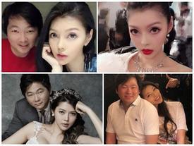 2 cặp 'đũa lệch': Mẫu nữ xinh đẹp lấy tỷ phú Đài Loan - Macao xấu xí