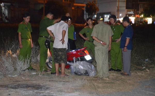 Nguyên nhân vụ đôi nam nữ bốc cháy dữ dội tại bãi đất trống ở Sài Gòn-1