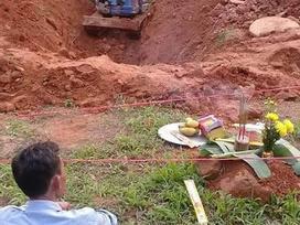 Tình tiết 'sốc' vụ người vợ bị chồng sát hại rồi cuốn chăn phi tang dưới giếng