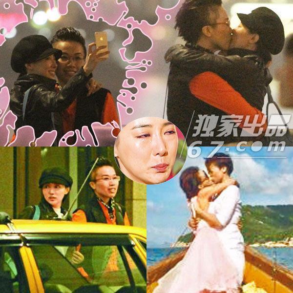 Những mỹ nhân TVB mất nghiệp vì ảnh và clip tình ái buông thả-8
